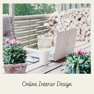 Online Design Website Graphic
